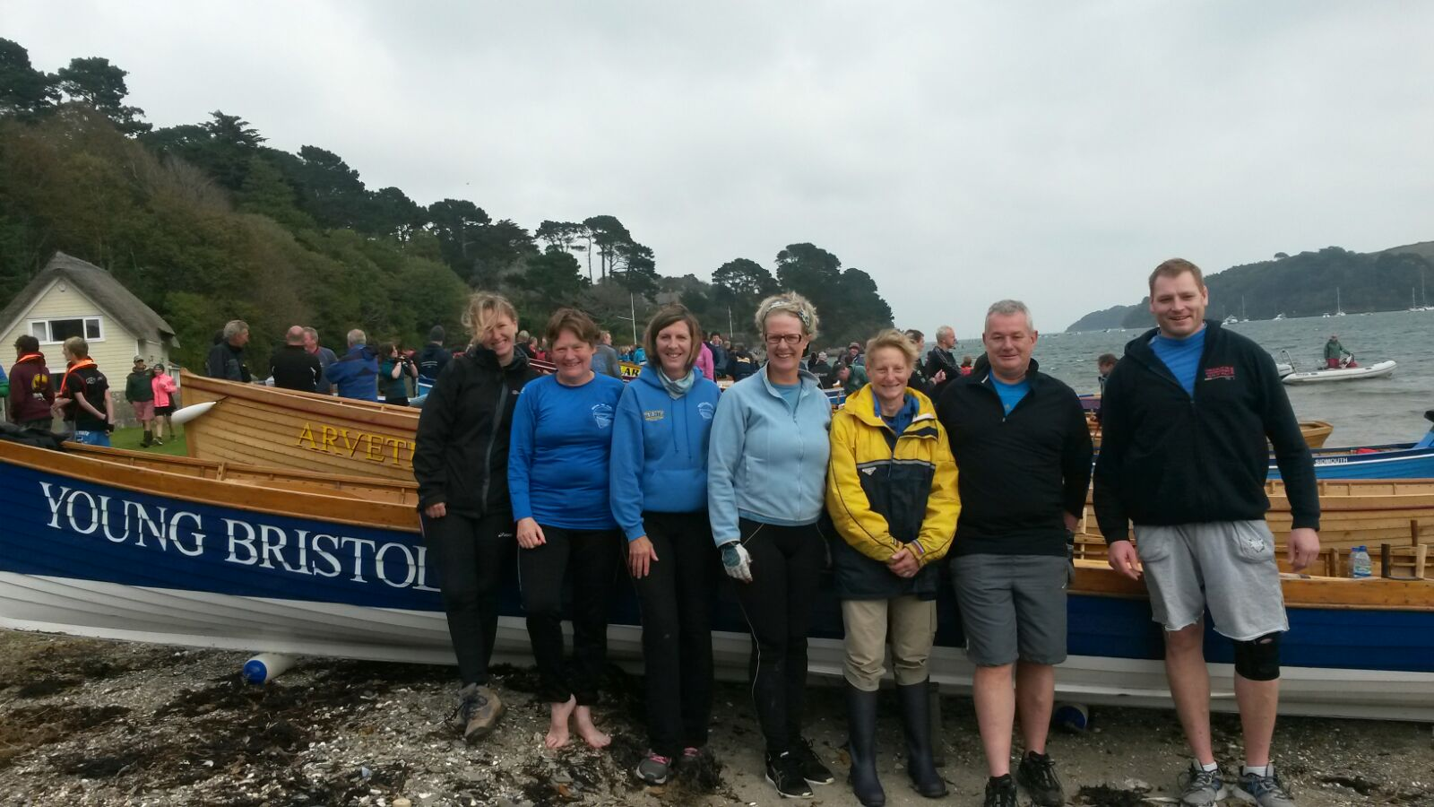 Helford River Race 2015