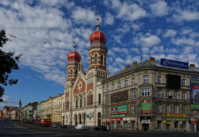 Synagogue. Plzeň. Czech Republic