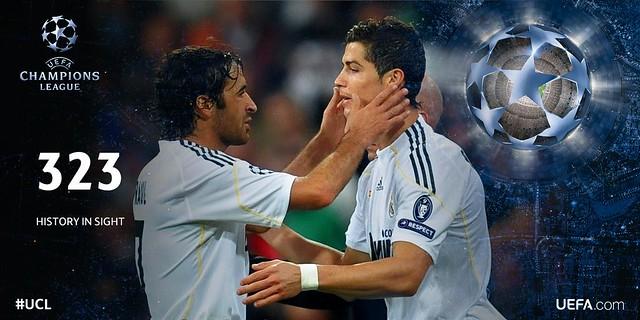 Cristiano Ronaldo se convirte en el máximo goleador de la Historia del Real Madrid