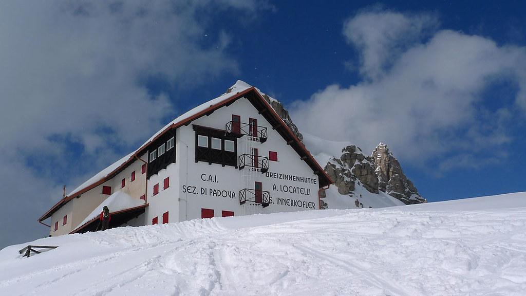 Tre Cime / Drei Zinnen (Day 5 H.R. Dolomiten) Dolomiti Italien foto 14