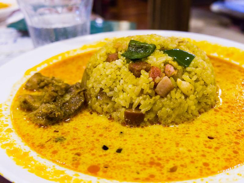 srilanka curry