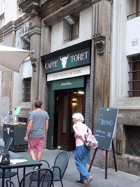 caffe toret