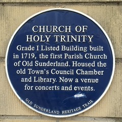 Photo of Blue plaque number 40352