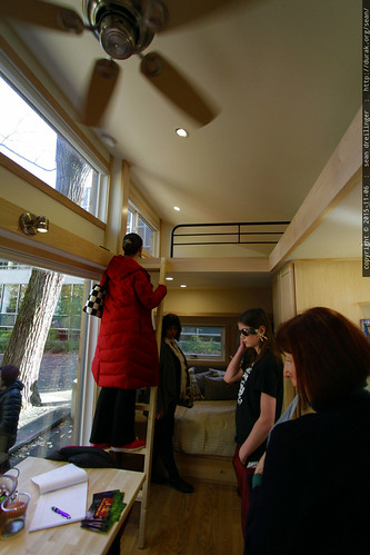 Tiny House Summit at PSU    MG 5453