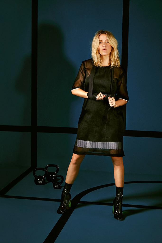 Элли Голдинг — Фотосессия для «Marie Claire» 2015 – 4