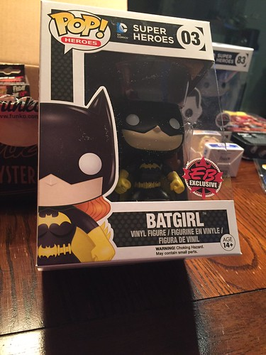 GameStop Funko Mystery Box