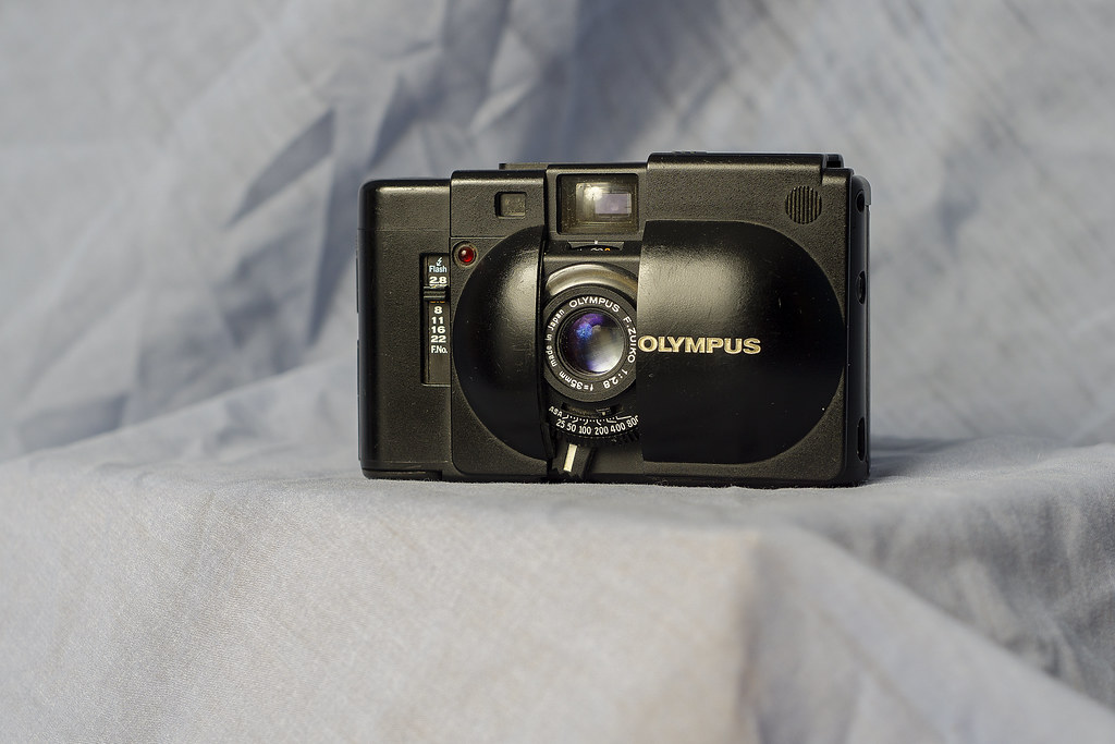 CCR Review 26 - Olympus XA