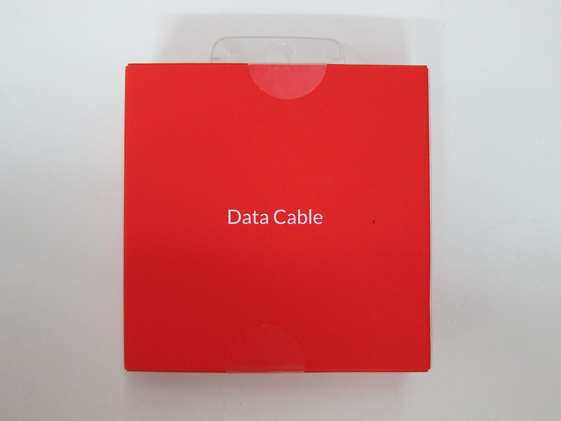 OnePlus Type-C Cable - Box Front