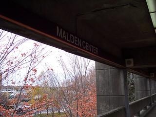 Malden Center