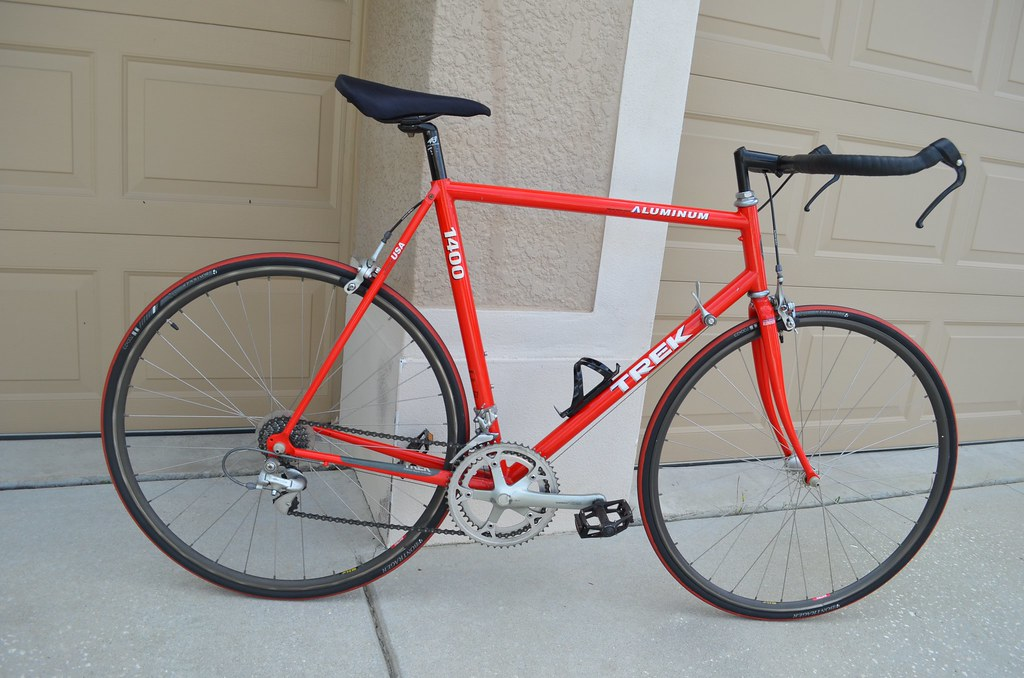 trek 1400 tampa bike trader