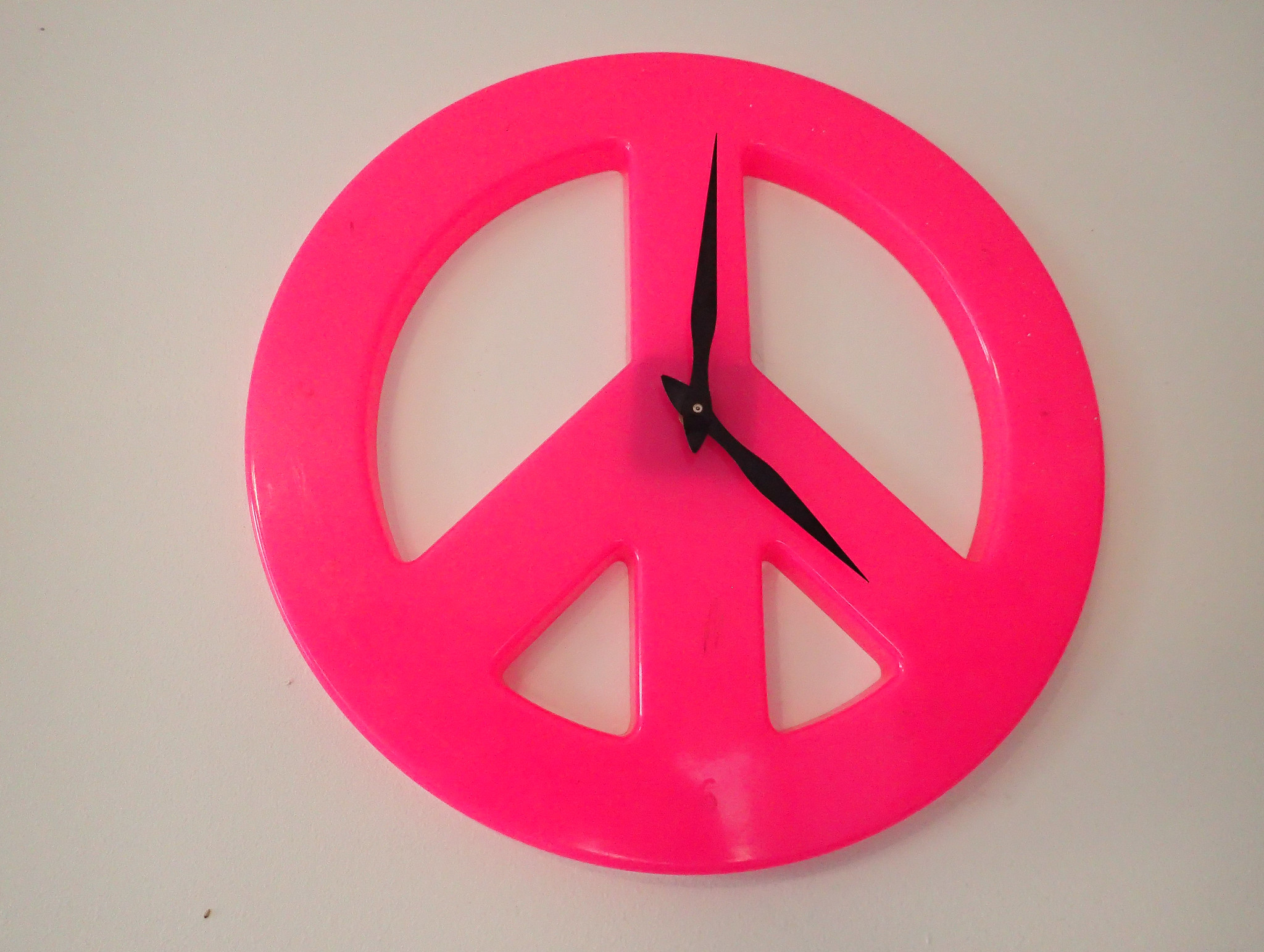 Time for  peace?