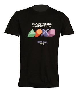 PlayStation Experience: T-Shirt