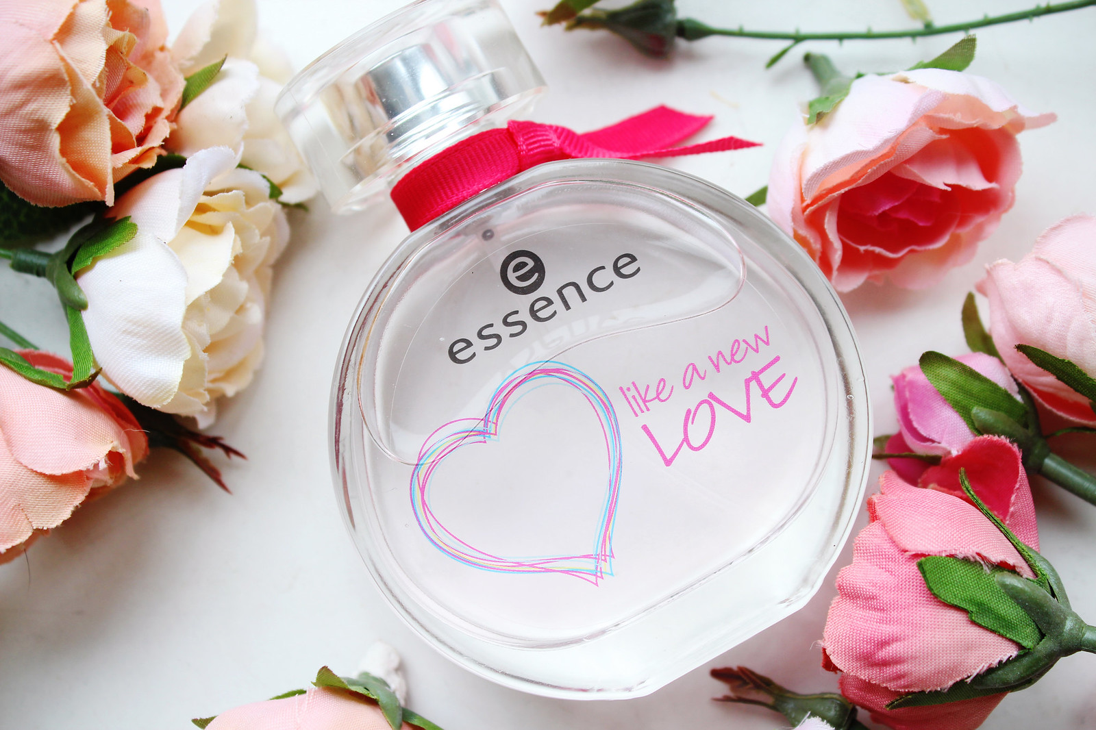 Essence eau de toilette Like a new love review
