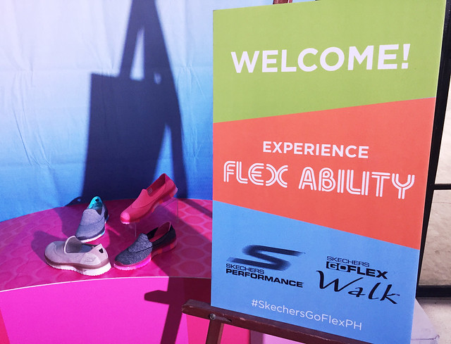 Skechers Go Flex Walk活动-Patty Villegas -1
