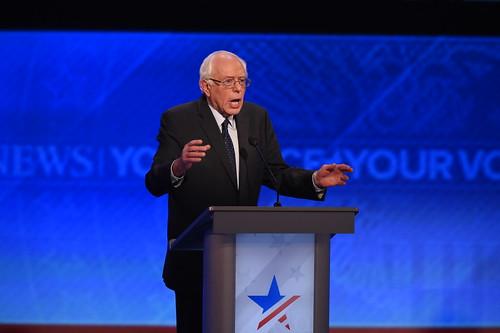 ABC News 2015 Democratic Debate