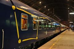 České dráhy zavedou přímý noční vlak do Švýcarska
