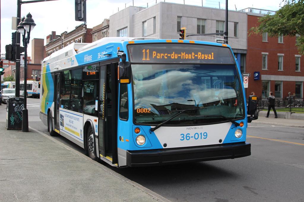 STM Nova Bus LFS HEV 36-019