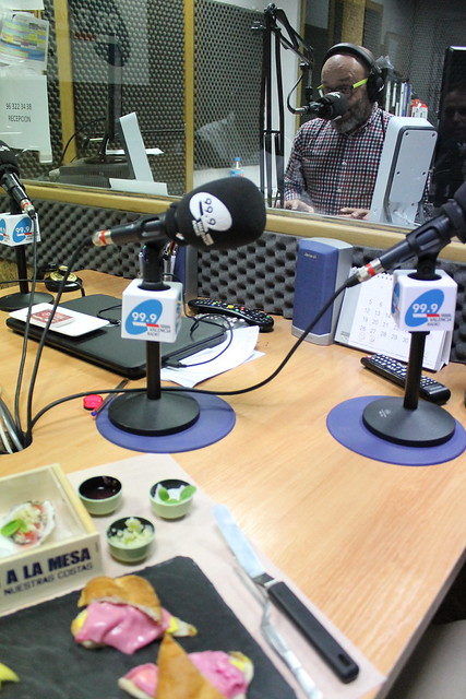 Smoke & Roll Todo irá bien Luca Cefe Paco Cremades 999 Valencia Radio