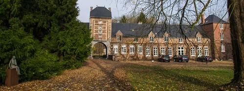 Nerem, kasteel Scherpenberg