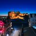 Edinburgh - The Castle from Camera Obscura