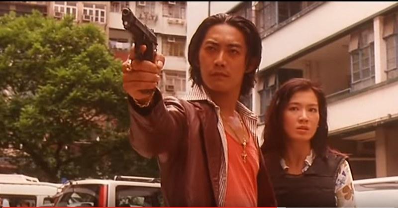 香港電影-反町隆史 全職殺手