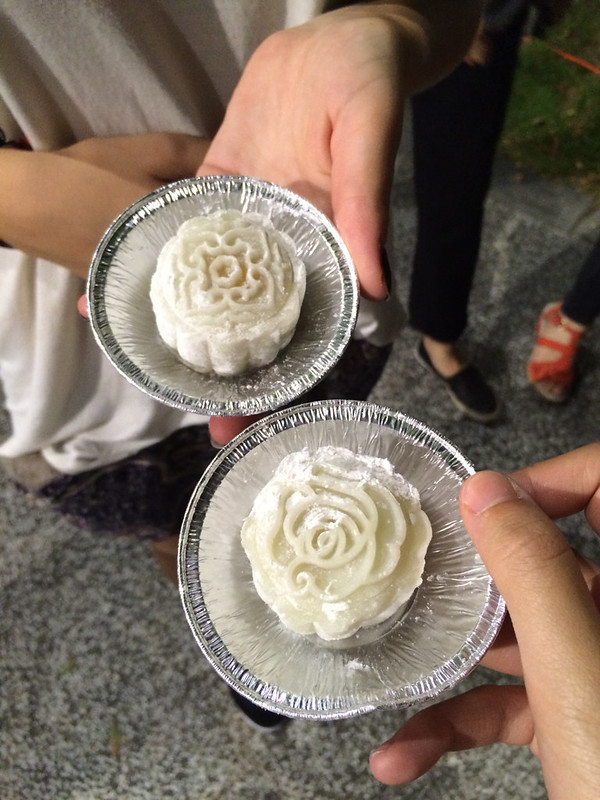 Tang, Christine; Hong Kong - Mid Autumn Festival Celebrations