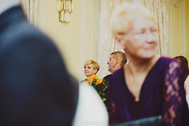Agnieszka i Piotr - Reportaż ślubny - ZAPAROWANA-69