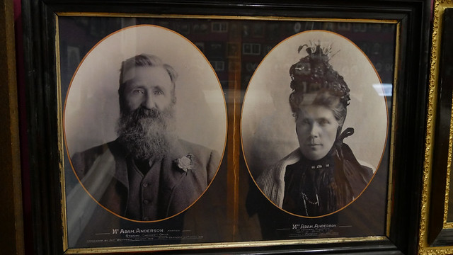 Some Andersons from Dunedin - See a family resemblance.JPG