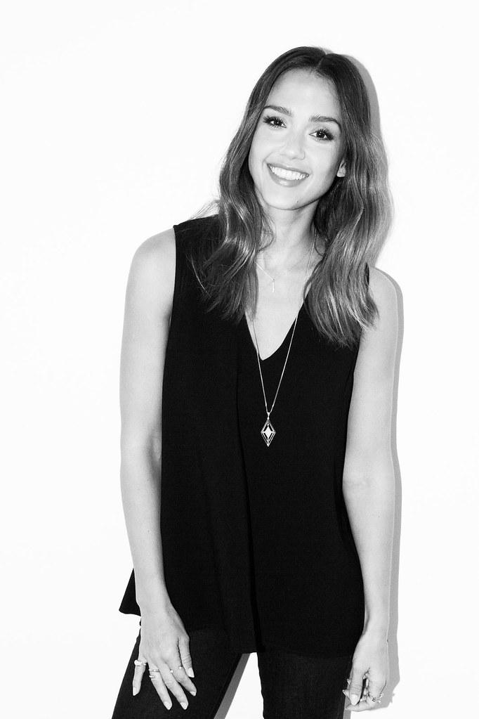 Джессика Альба — Фотосессия для «Coveteur» 2016 – 6