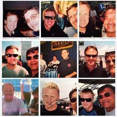 NASCAR, The Wallace's, Rusty, Kenny, Mike, Stephen,