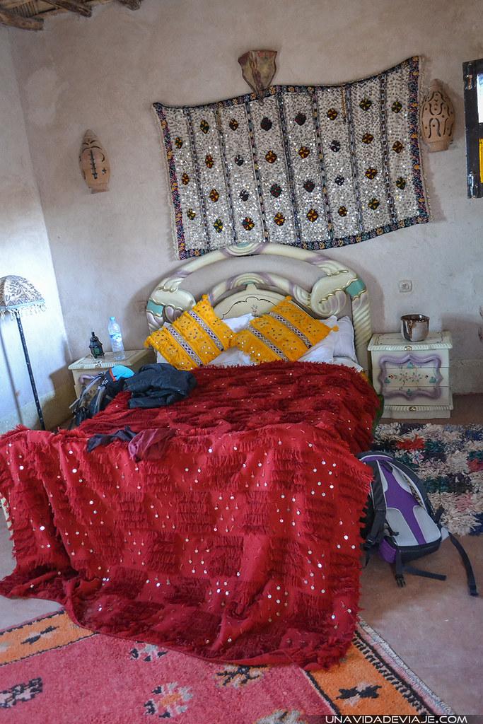Marruecos sur Skoura
