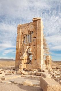 Image of  Pasargadae. pasargad farsprovince iran ir