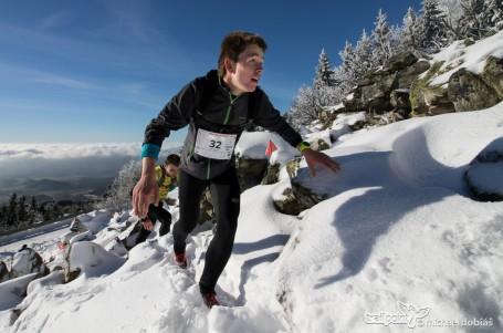 BĚŽELI JSME: Winter Skyrace 2016 – skvělé zakončení sezony na Ještědu