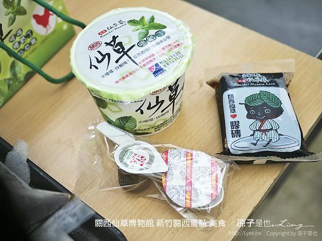 關西仙草博物館 新竹關西景點 美食 65