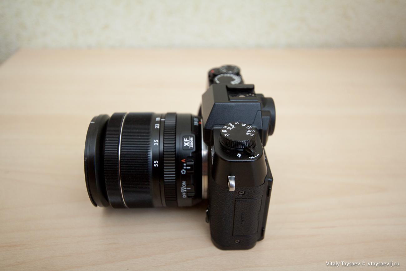Fujifilm XT-10 тестовые снимки