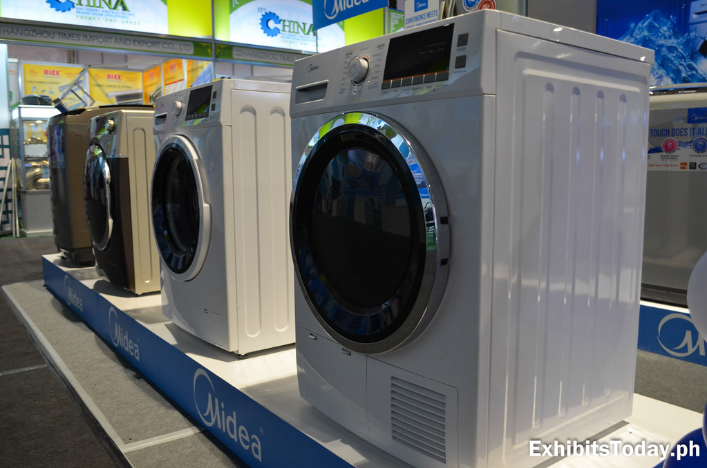 Midea Laundry Products