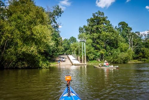 Savannah River Paddling-098