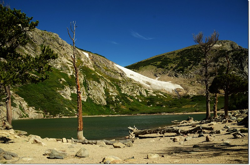 St. Mary's Glacier Lake (1)