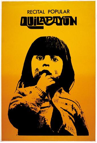 Afiche político en Chile 1970-2011