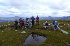Nephin Beg A hillwalk, 16 Aug