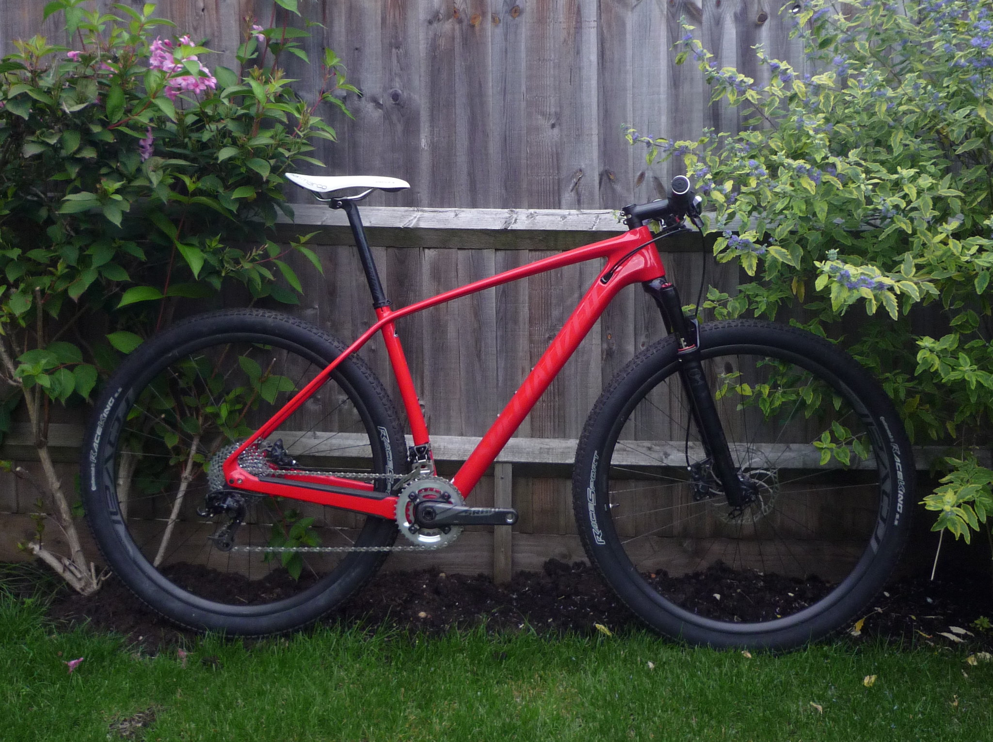 For sale: SOLD! Specialized Stumpjumper Expert carbon 29er hardtail ...