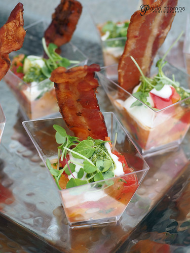 Bacon Gazpacho