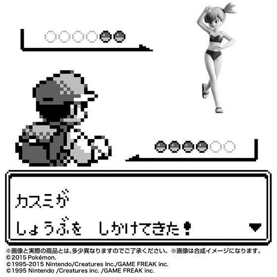 【台灣PB開賣!】《神奇寶貝》訓練師 小霞 盒玩商品呈現!