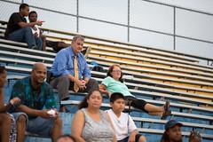Powderpuff Football in North Charleston