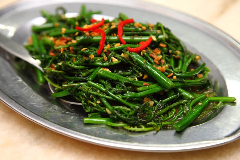 Stir-Fried-Paku