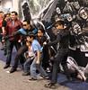 2014-Fans Dressed Up as Nightwing at Wonder-Con Anahiem-01 by David Cummings62