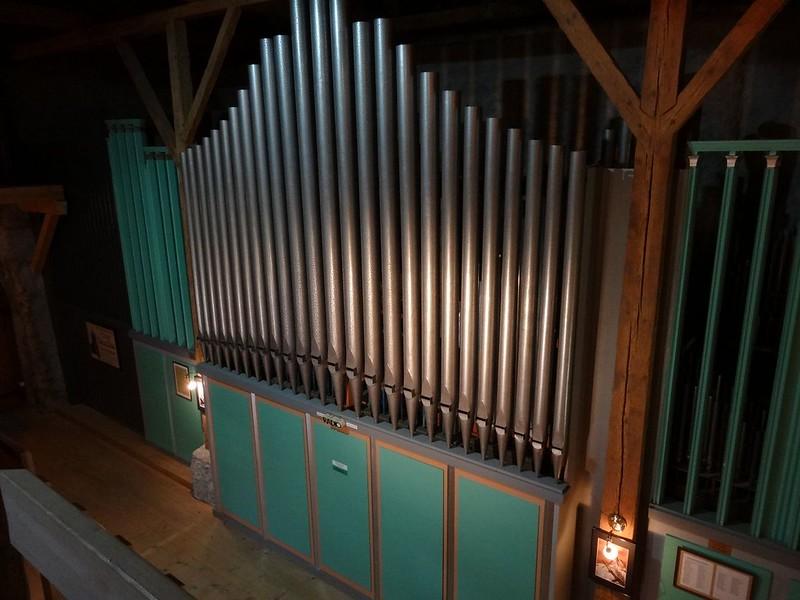 Le muséee suisse de l'orgue (en Suisse)  21132395772_a51375c3c6_c