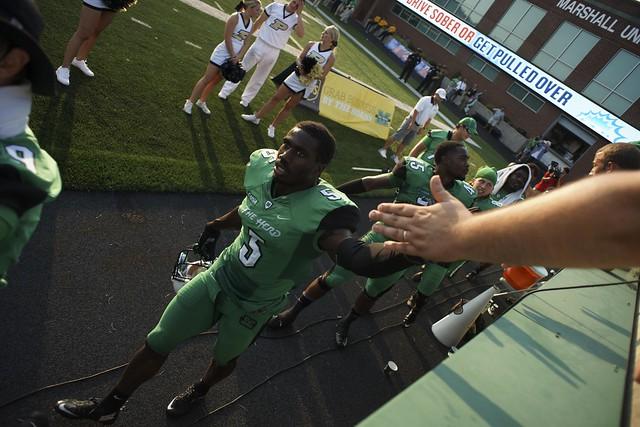 Marshall vs. Purdue 9-6-2015