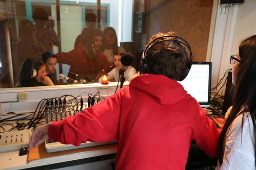 Taller a Ràdio l'Ametlla del Vallès