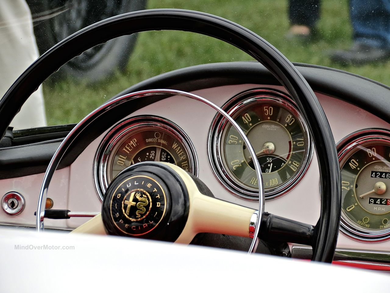 Radnor Hunt 2015 Alfa Romeo Dash
